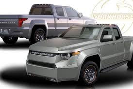 Workhorse Has 1,000 Orders For Plug-in Hybrid Electric Pickup Truck ...