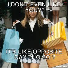 Clueless Meme Generator - DIY LOL via Relatably.com