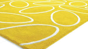 yellow area rug 5x7 new 5 7 gray and large size of street hand tufted naily regarding