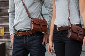 the founder of tanner bates comes from a long family line of leather craftsmen