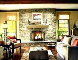 modern stone fireplace decor mantel ideas rustic design collect this idea designs