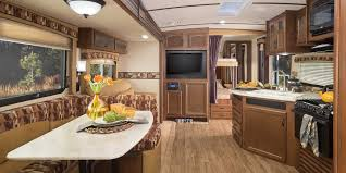 Travel trailers interior Jayco Eagle 2015 White Hawk Travel Trailers u003cstrongu003espacious Interiorsu003cstrongu003ewhite Hawk Offers Multitude Of Layouts Jayco 2015 White Hawk Travel Trailers Jayco Inc