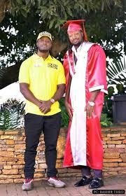 Mr. Kampala - Allan Hendrix graduates with a degree in... | Facebook