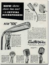 time line part 1 • the museum of magnetic sound recording electro voice 626