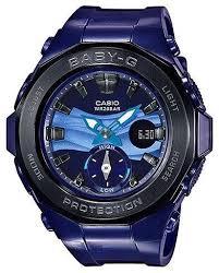<b>Часы женские Casio BGA</b>-220B-2A - купить по низкой цене в ...