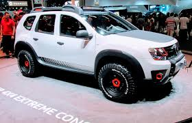 2018 renault duster south africa. exellent duster renault duster 4x4 extreme concept and 2018 renault duster south africa