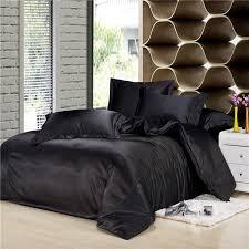 white duvet cover full whole black silk bedding set luxurious bedding silk duvet cover king