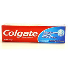 dentifrice colgate dentifrice 100 ml regular