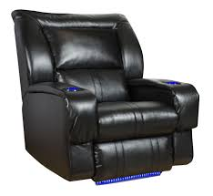 recliner chairs with cup holder. Unique Cup Wall Hugger Recliner With LED Lights U0026 CupHolders For Chairs With Cup Holder R