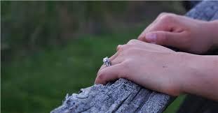 1 carat diamond size study average diamond size for engagement rings 2018