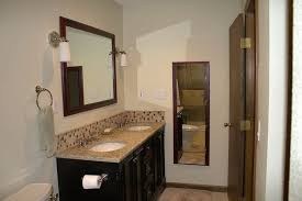 Tile And Backsplash Ideas Stunning Vanity Backsplash Ideas Popular Bathroom 48 All About Intended For