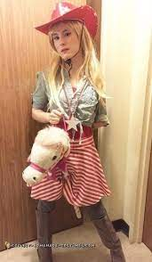 coolest womens cowgirl costume
