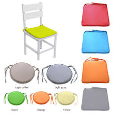 image is loading cushion seat pads chair dining garden patio office
