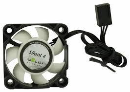 <b>Вентилятор</b> для корпуса <b>GELID</b> Solutions <b>Silent</b> 4 — купить по ...