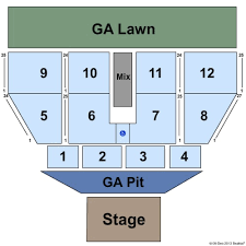 Darlings Waterfront Pavilion Tickets Seating Charts And