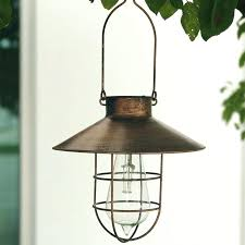 hanging solar lights copper finish hanging solar lantern hanging solar lights for patio