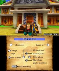Here Are The Changes And Additions To Dragon Quest Viii On