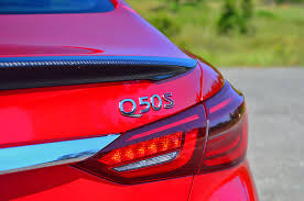2018 infiniti red sport review. wonderful 2018 for the 2018 model year infiniti freshened up a few bits of its  toptrimmed q50 with some inspiration that looks to come from vehicle never made it  throughout infiniti red sport review
