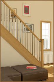 ... Axxys squared stair handrail system