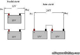 two 12 volts to run a 24 volt trolling motor ohio game fishing 36 volt trolling motor wiring diagram at 24 Volt Trolling Motor Battery Wiring Diagram