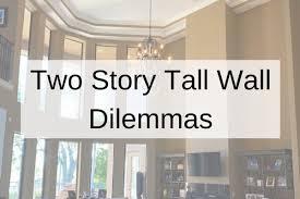 story wall more tall wall dilemmas