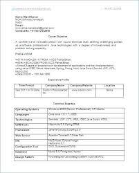 Software Testing Sample Resume Best of Software Testing Resume Sample Smaroo