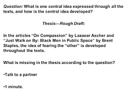 informative essay provide an explanation you must use of the  3 question