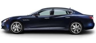 2018 Maserati Quattroporte - The race-bred luxury sedan | Maserati USA
