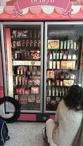 Benefit Vending Machine Inspiration Alishas Attic Of Beauty Benefit Vending Machines