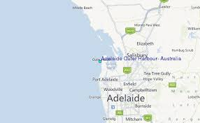 Adelaide Outer Harbour Australia Tide Station Location Guide