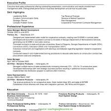 Fresh Construction Sales Resume A Template And Perfect Resume