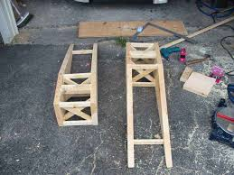 wood car ramp plans tongue oil for wood how to build a website for free