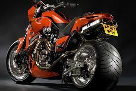 Amazing Orange Sport Bike Hd Wallpaper ...