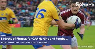 5 myths of fitness for gaa hurling and