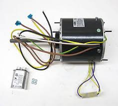 ac fan motor. ac air conditioner condenser fan motor 1/3 hp 1075 rpm 230 volts for fasco ac