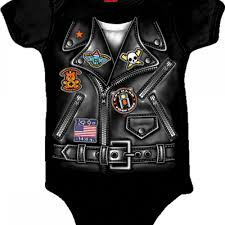hot leathers boys leather jacket baby suits