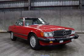 See kelley blue book pricing to get the best deal. 1987 Mercedes Benz 560sl For Sale In Gaithersburg Md Stock A00286