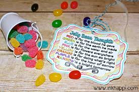 add these to your kids easter baskets jelly bean facts and some cute printables with