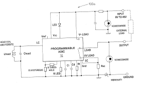 patent us inductive proximity sensor and related patent drawing