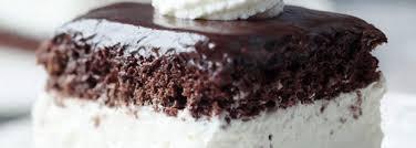 Znalezione obrazy dla zapytania ciastko z kremem wuzetka