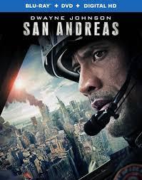 San Andreas Blu ray DVD Review paulsemelpaulsemel
