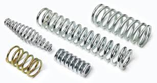 metal spring png. compression spring metal png