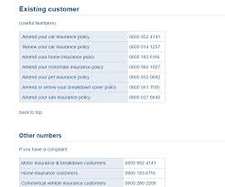 kwik fit contact numbers
