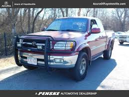2000 Used Toyota Tundra Access Cab V8 Automatic Limited 4WD at ...