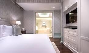 One Bedroom Suite One Bedroom Suite City View Oriental Residence Bangkok