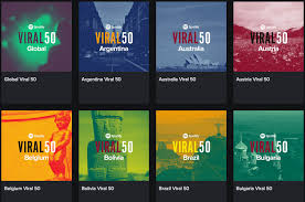 5 Songs Taking Off On Spotifys Viral 50 Around The World