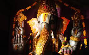Vinayaka Hindu God HD 2017 4k wallpaper ...