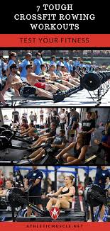 a rowing workout is any crossfit wod that programs rowing for meters or calories into a session