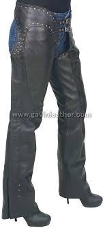 women s leather chaps gl 4410 gl 4410
