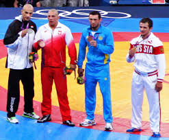 Wrestling at the 2012 Summer Olympics – Men's Greco-Roman 84 kg
